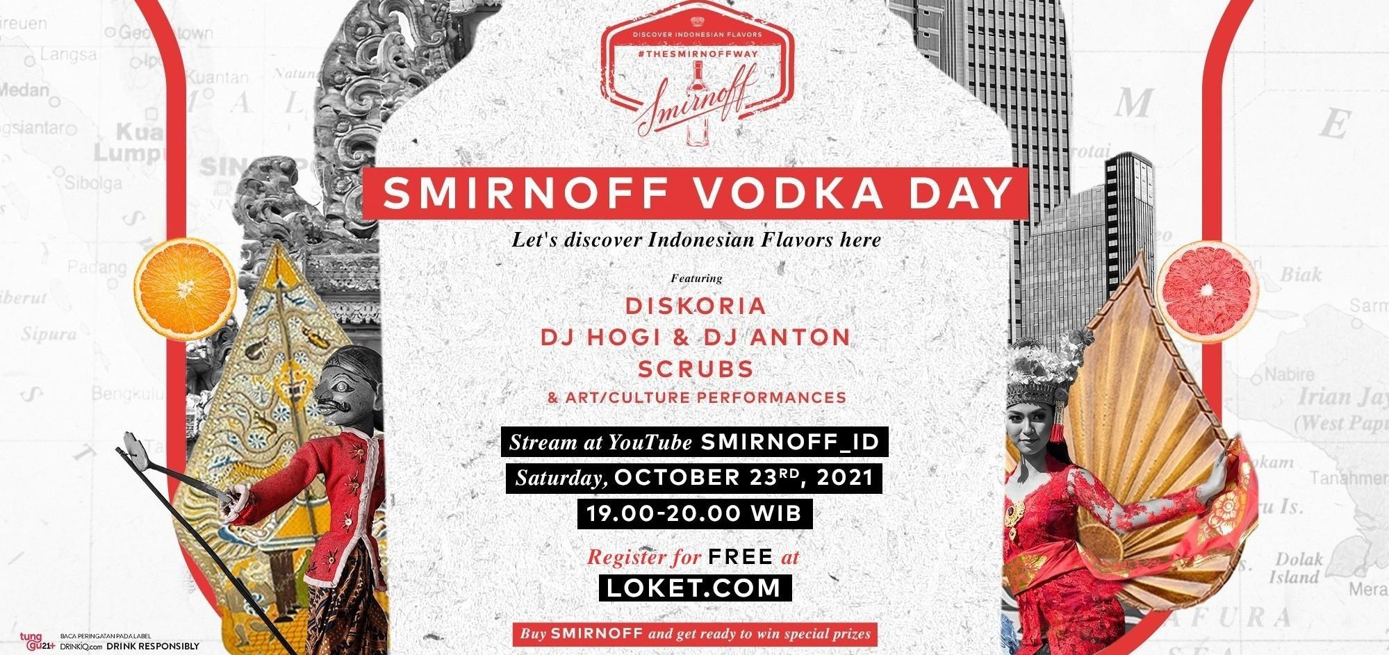 Smirnoff Vodka Day