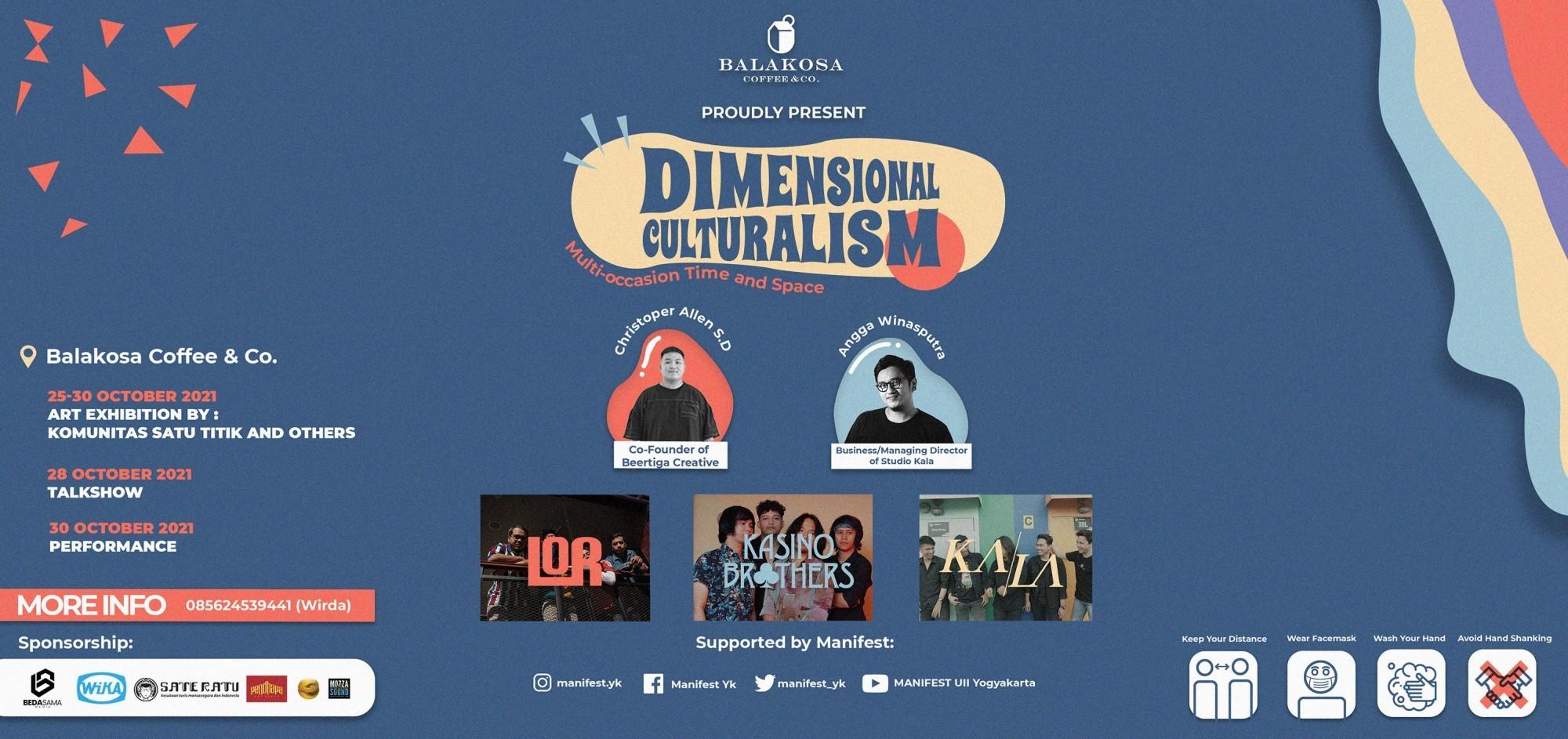 Dimensional Culturalism