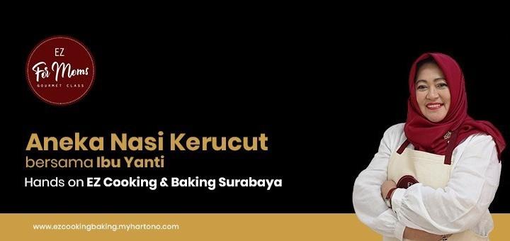 EZ Cooking Baking - Aneka Nasi Kerucut