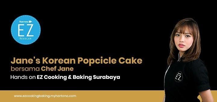 EZ Cooking Baking - Jane's Korean Popcicle Cake