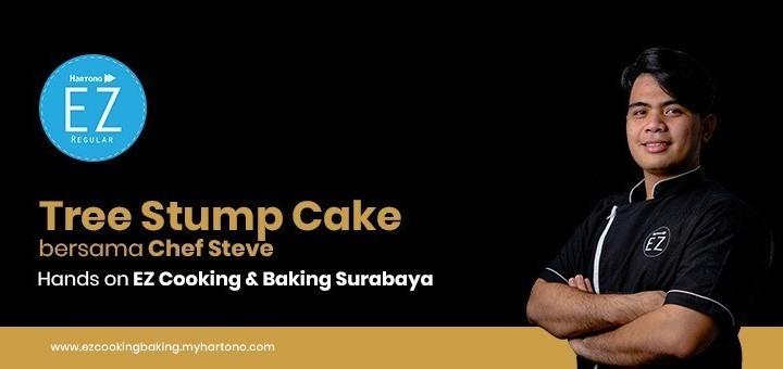 EZ Cooking Baking - Tree Stump Cake