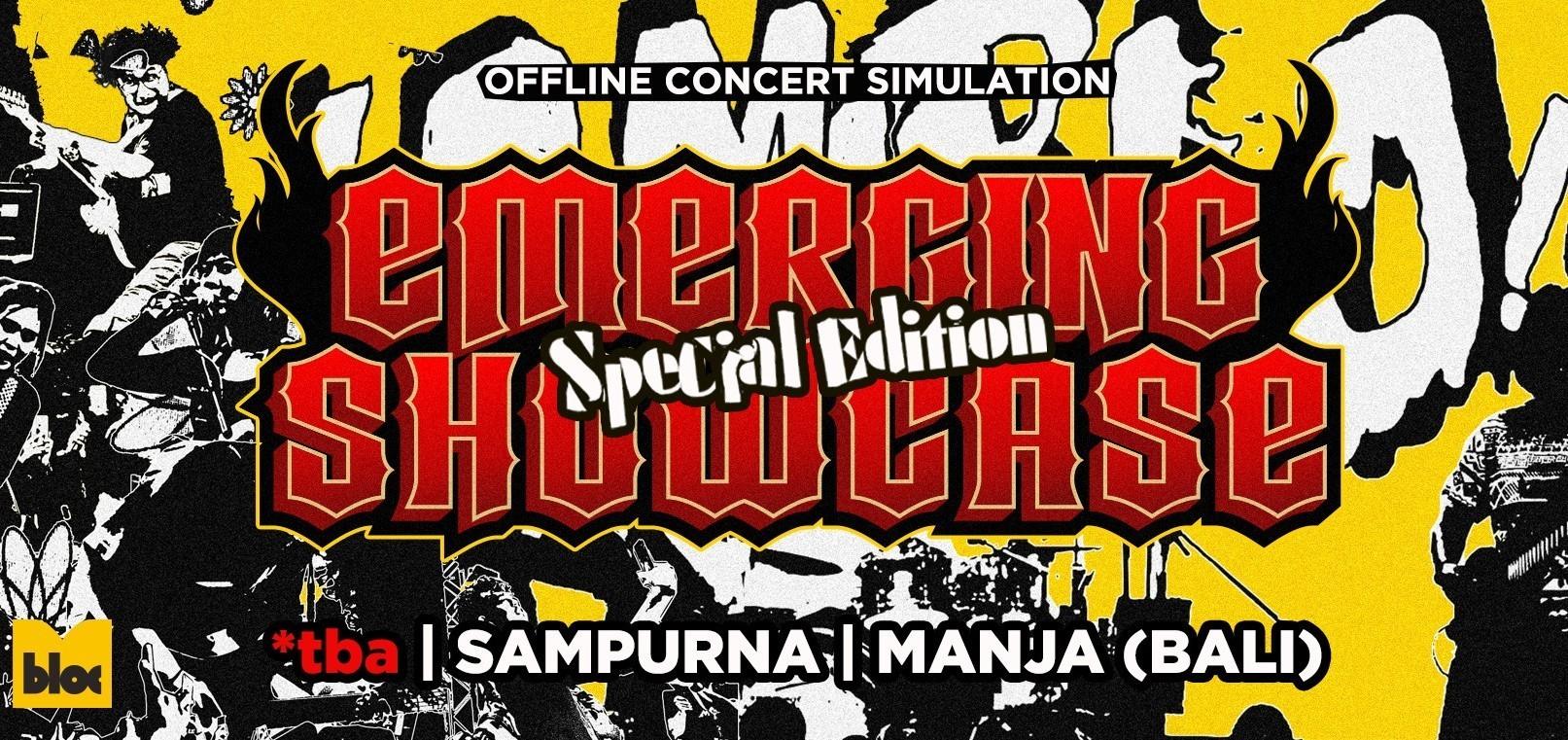 Offline Concert Simulation: Emerging Showcase - Special Edition [SAMPURNA]
