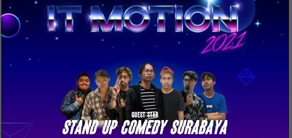 Stand Up Comedy IT MOTION 6.0