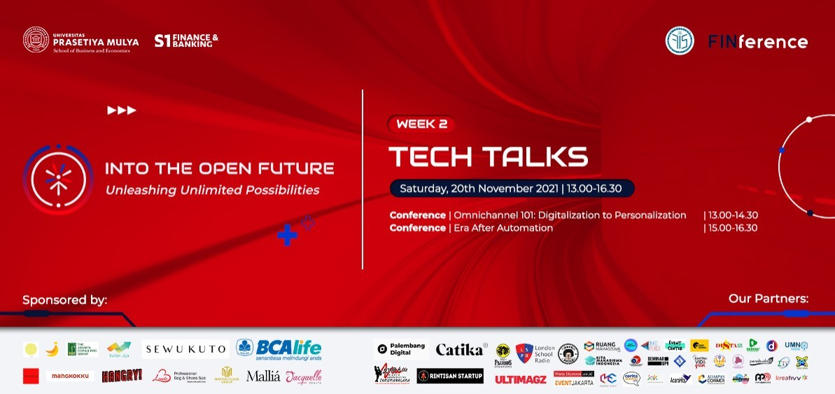 [FINference 2021] Tech Talks - Day 1