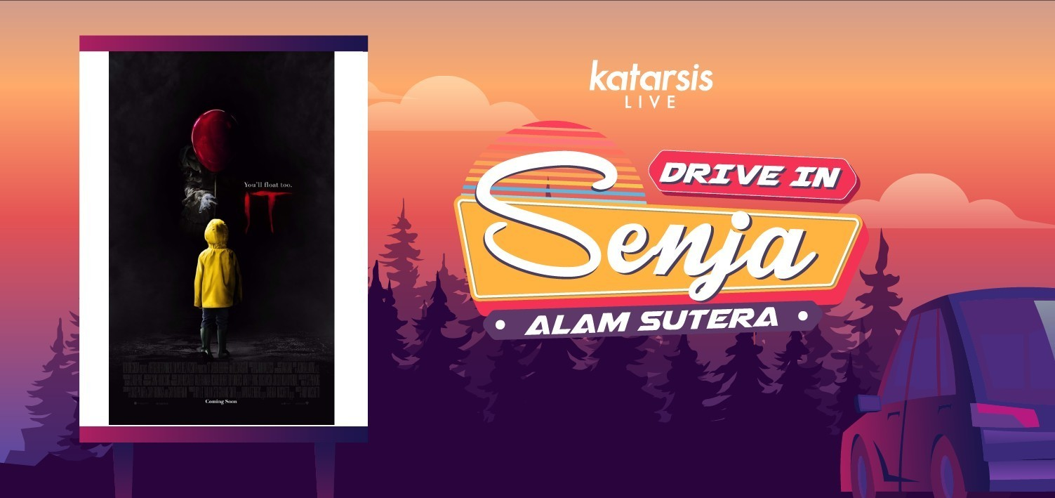 Drive-In Senja Alam Sutera: IT