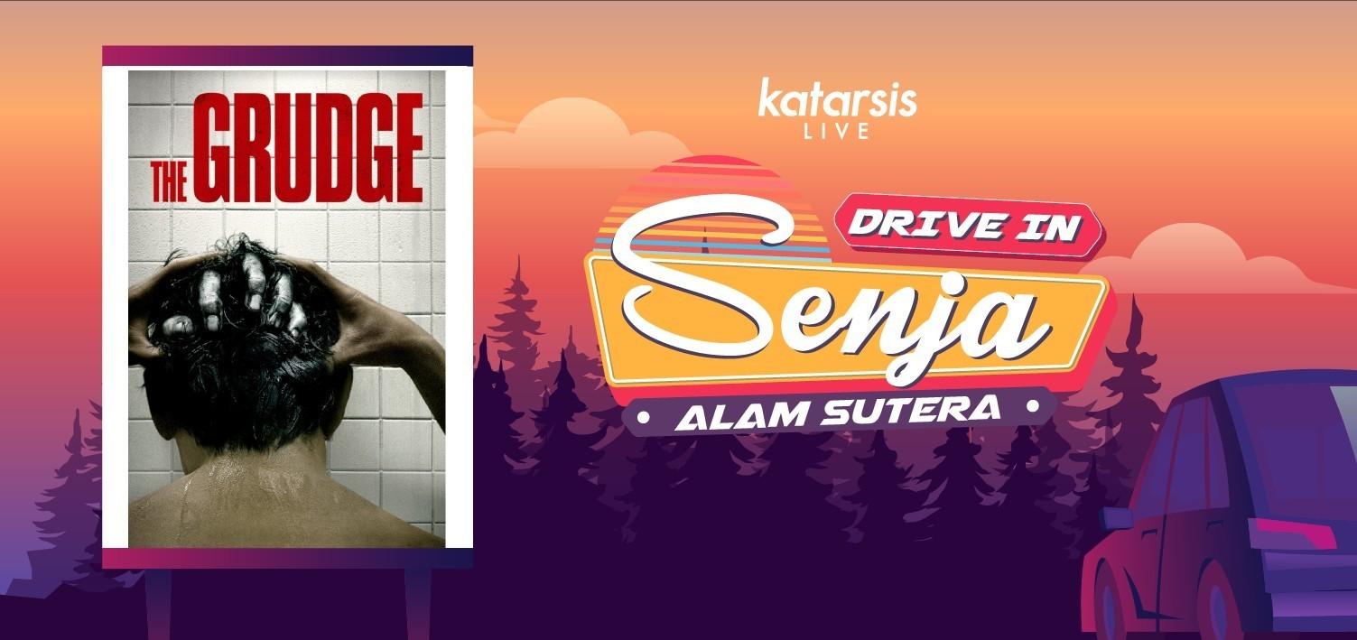 Drive-In Senja Alam Sutera: The Grudge