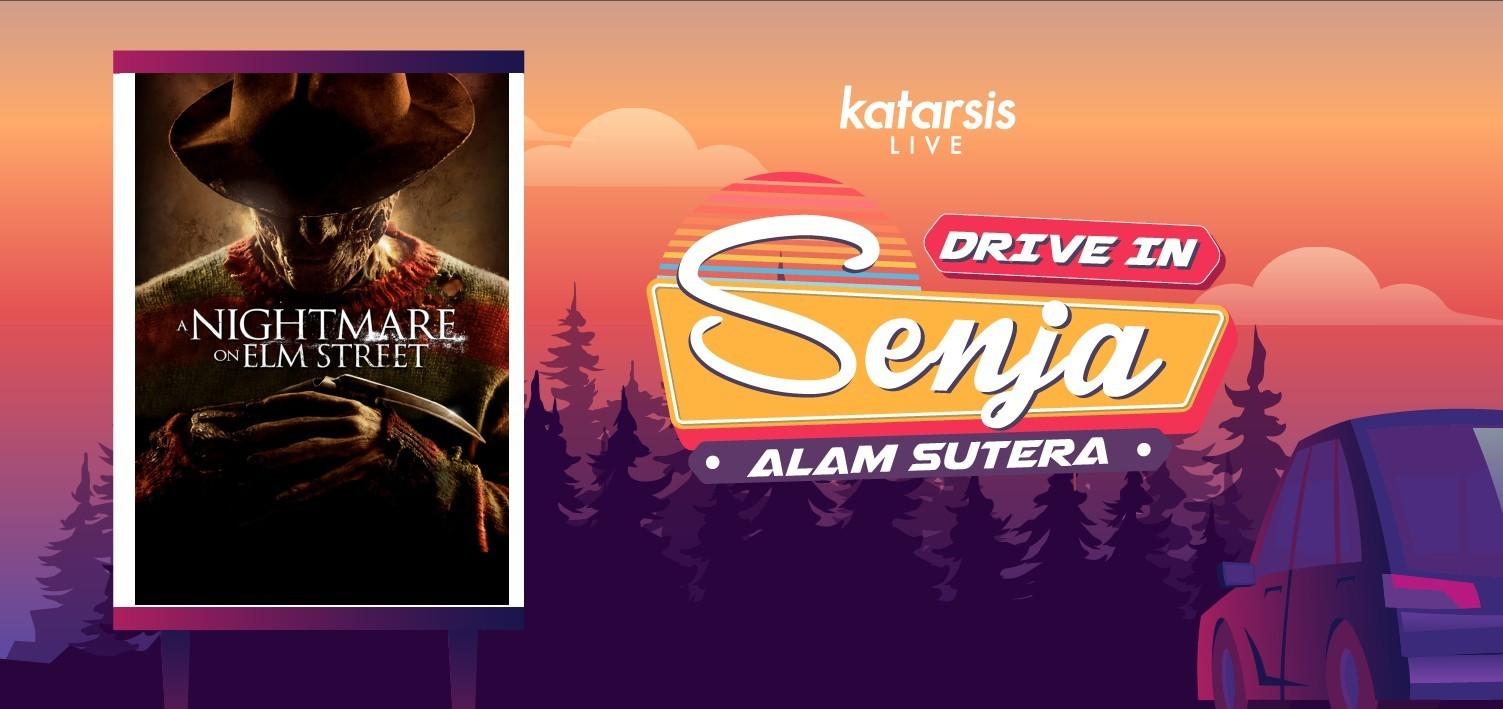 Drive-In Senja Alam Sutera: A Nightmare on Elm Street
