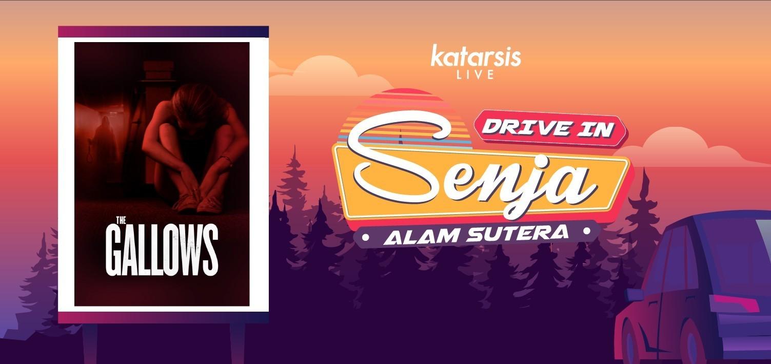 Drive-In Senja Alam Sutera: The Gallows