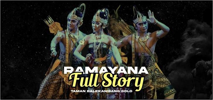 SENDRATARI RAMAYANA FULL STORY
