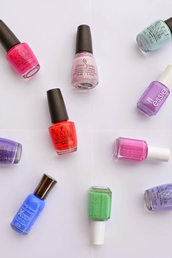 Runway Inspired Spring Nail Trends