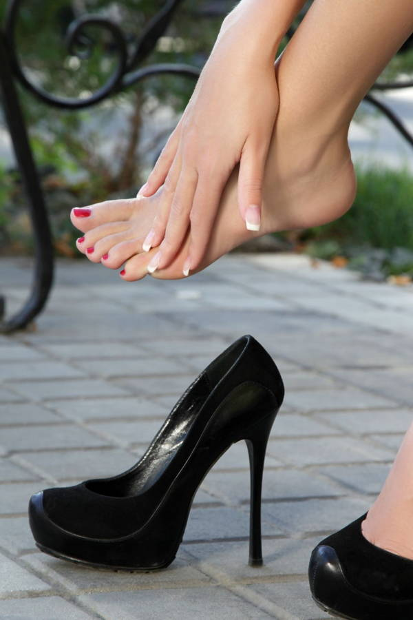 Why You Should Break up With Your Favorite Pair of Heels