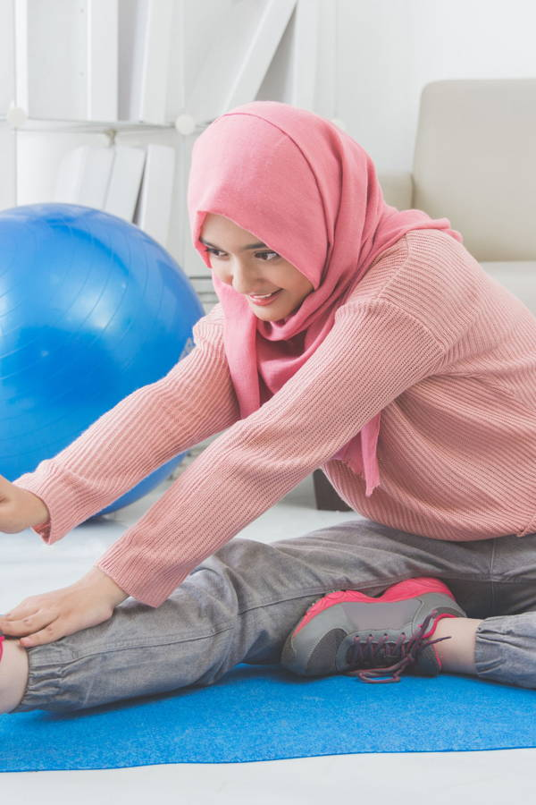 Here's How You Can Stay Healthy and Active During Ramadhan