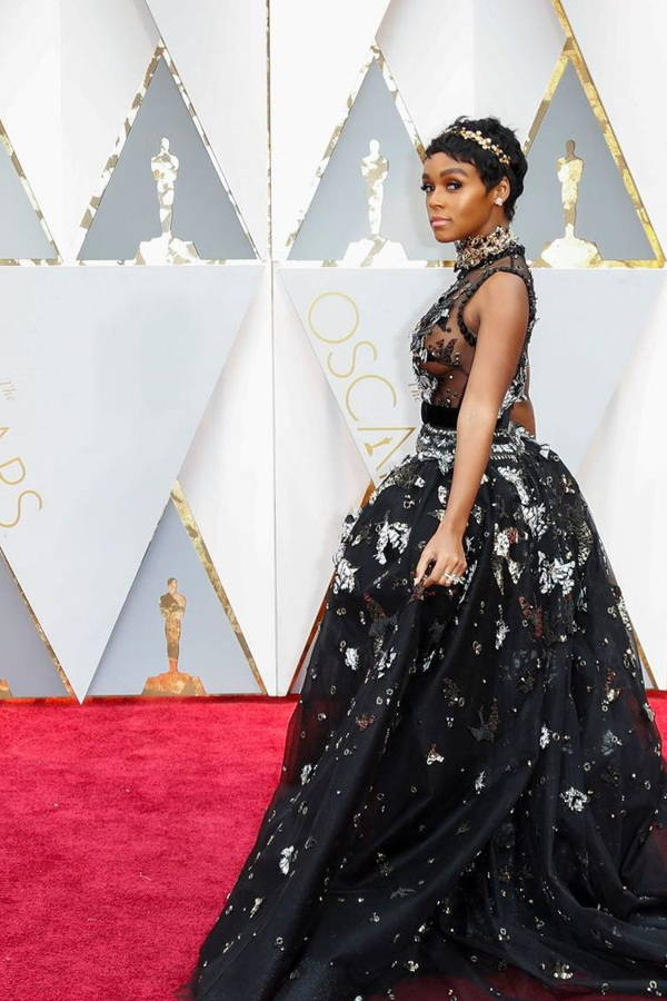 Designers Who Ruled the 2017 Oscars