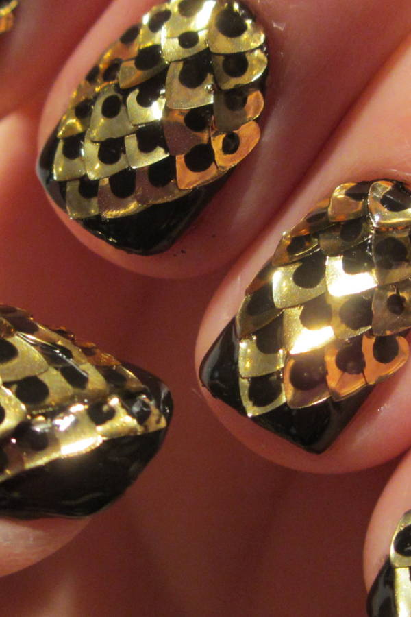 Manicures That Are So Extra, You'd Want to Try Them