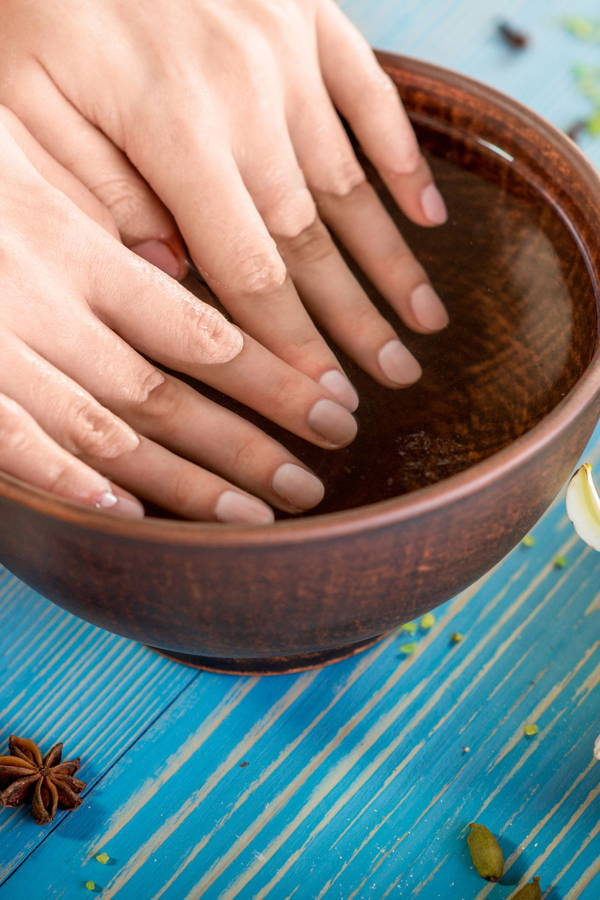 4 DIY Nail Soaks for Better, Healthier Nails