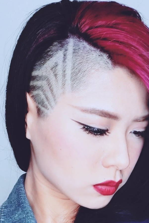 The Beginner's Guide to Rocking the Undercut