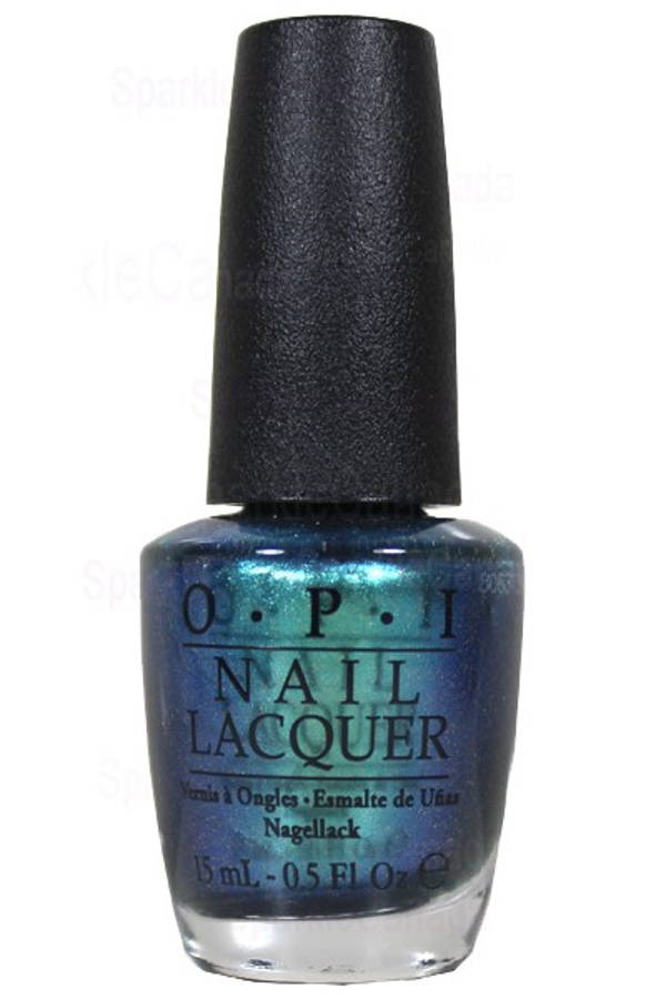OPI This Colors Making Waves polish