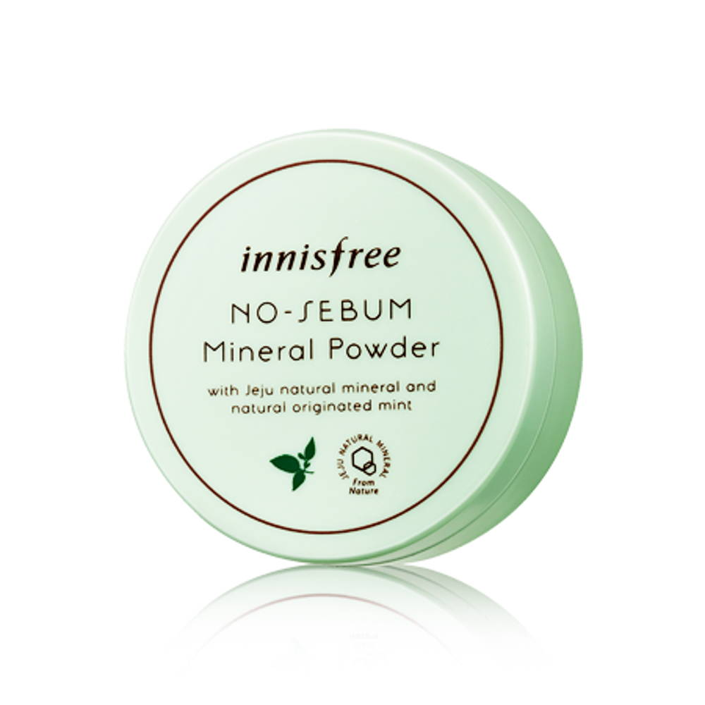 Innisfree mineral powder