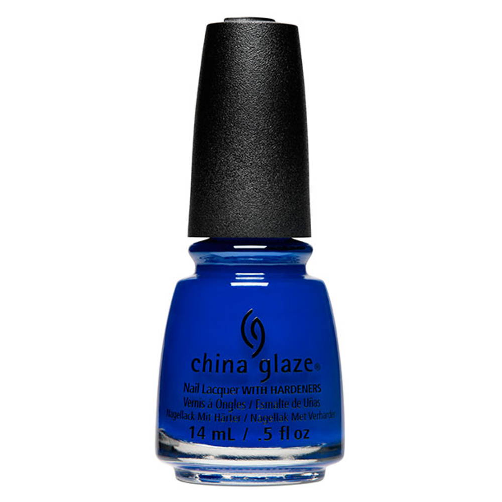 China Glaze Simply Fa-Blue-Less polish