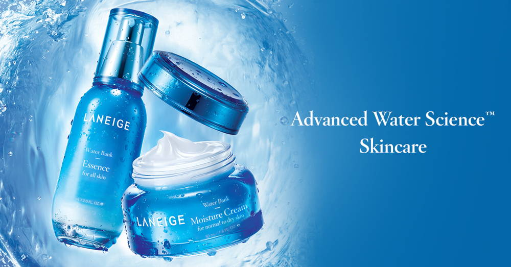 laneige water bank moisturiser