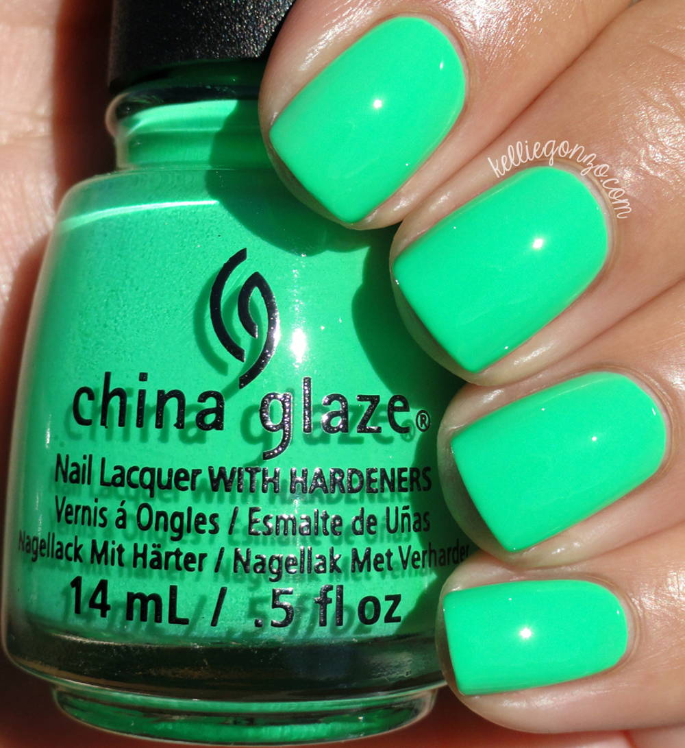 China glaze treble maker