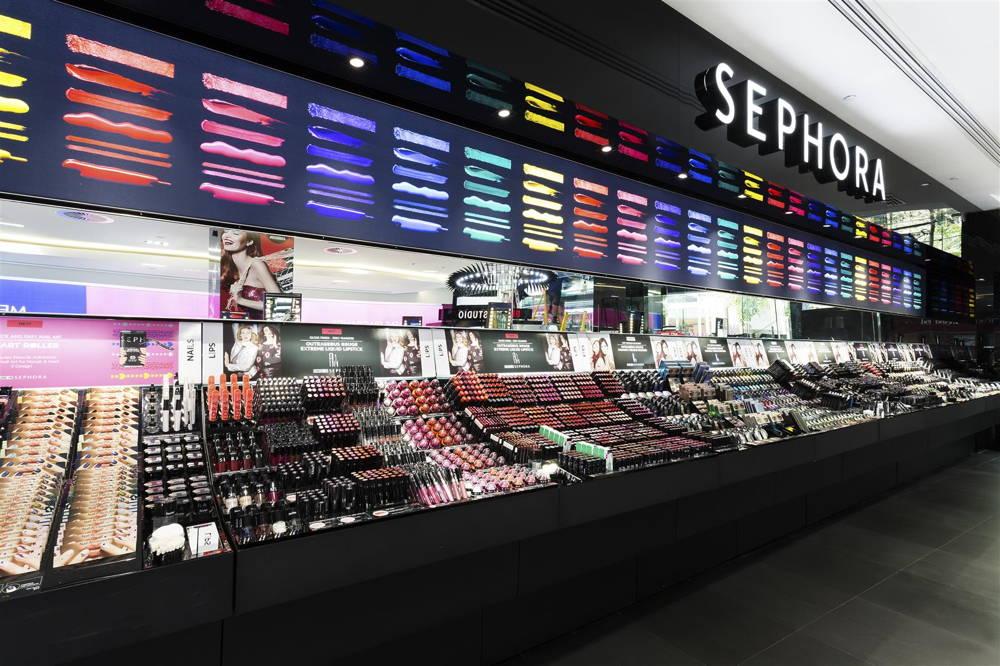 Sephora stores