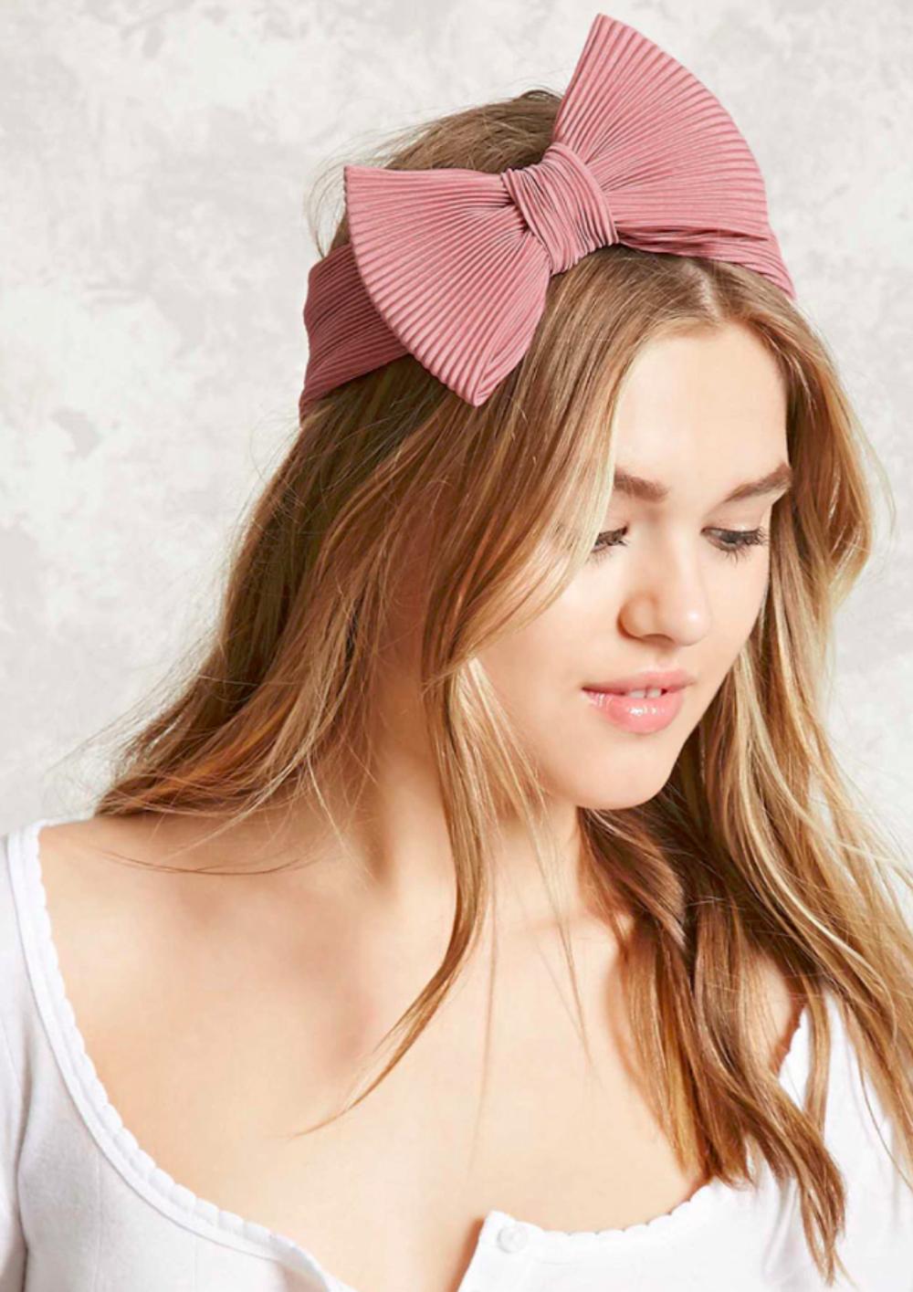 forever 21 bow headband