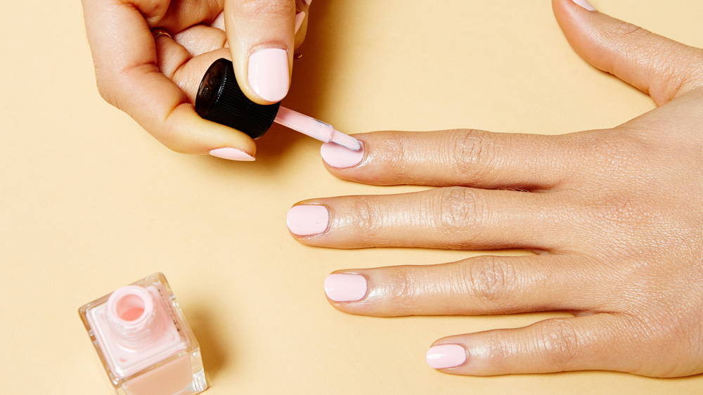 bad nail habits