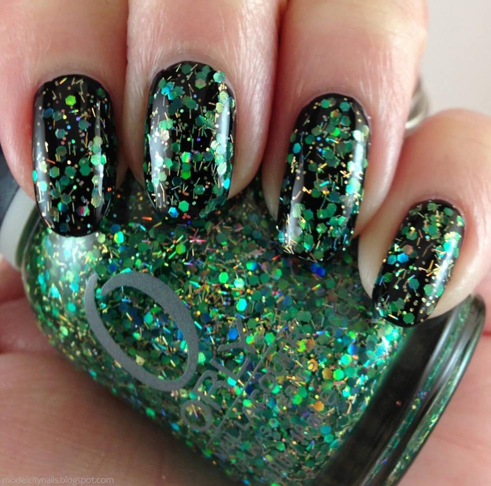 Monster mash orly nail