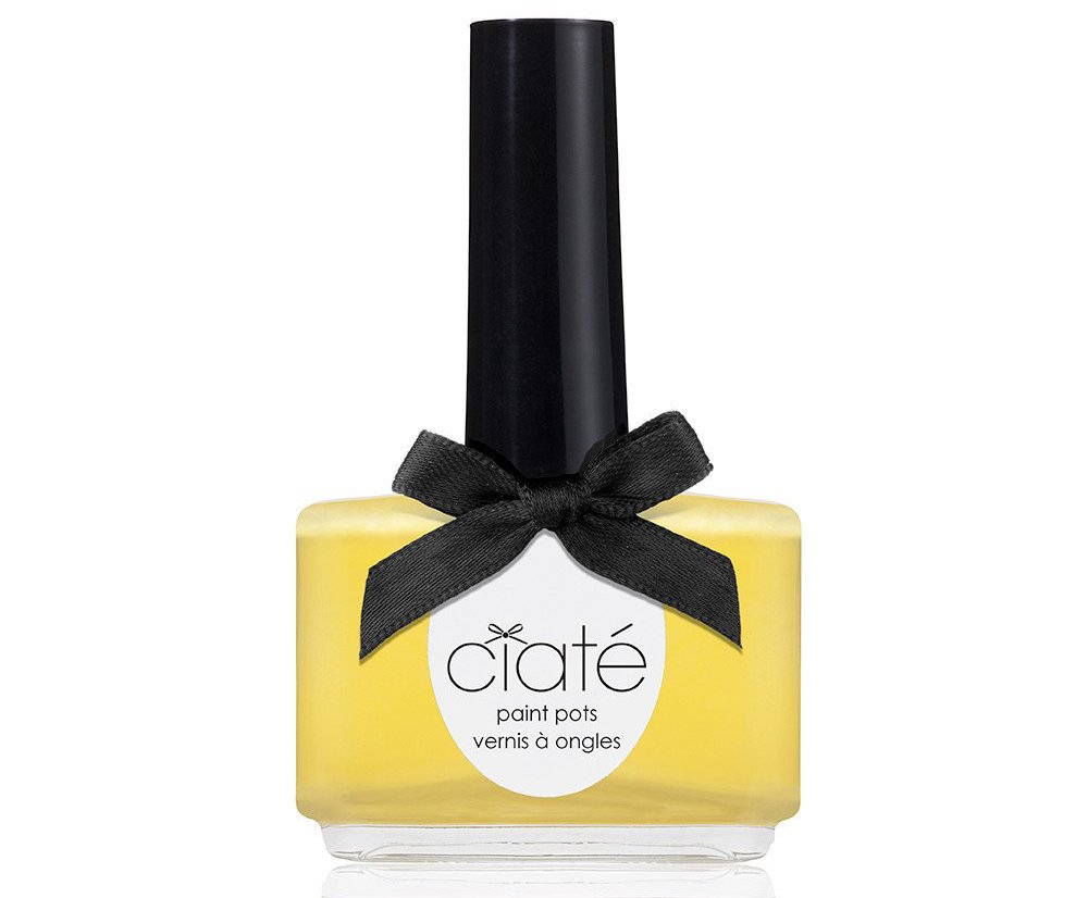 Ciate Big Yellow Taxi polish