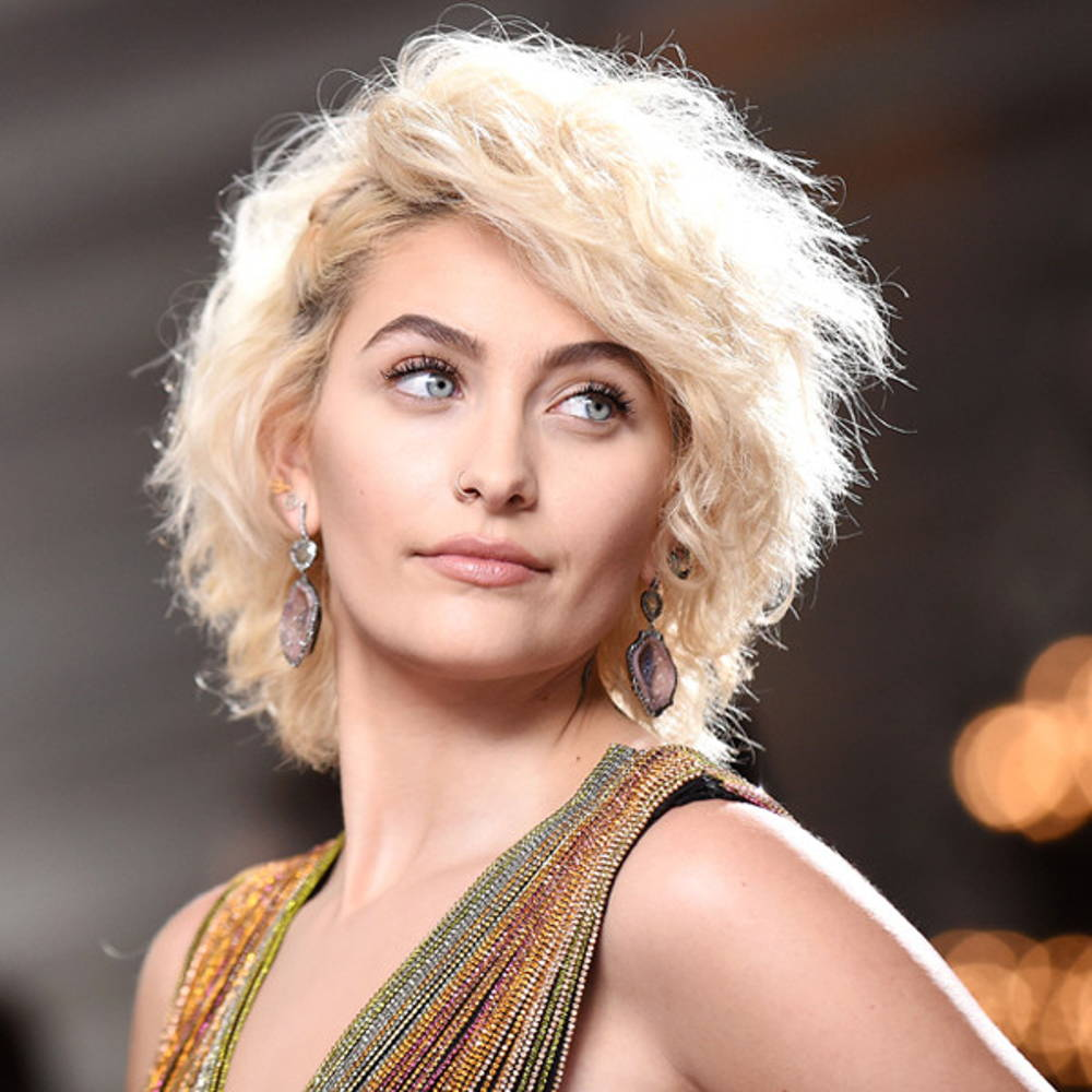 paris Jackson grammy awards 2017