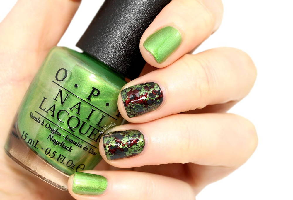 Opi nail my gecko does tricks