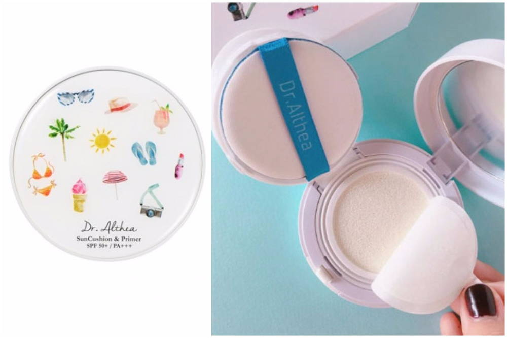 Dr Althea Sun Cushion Primer