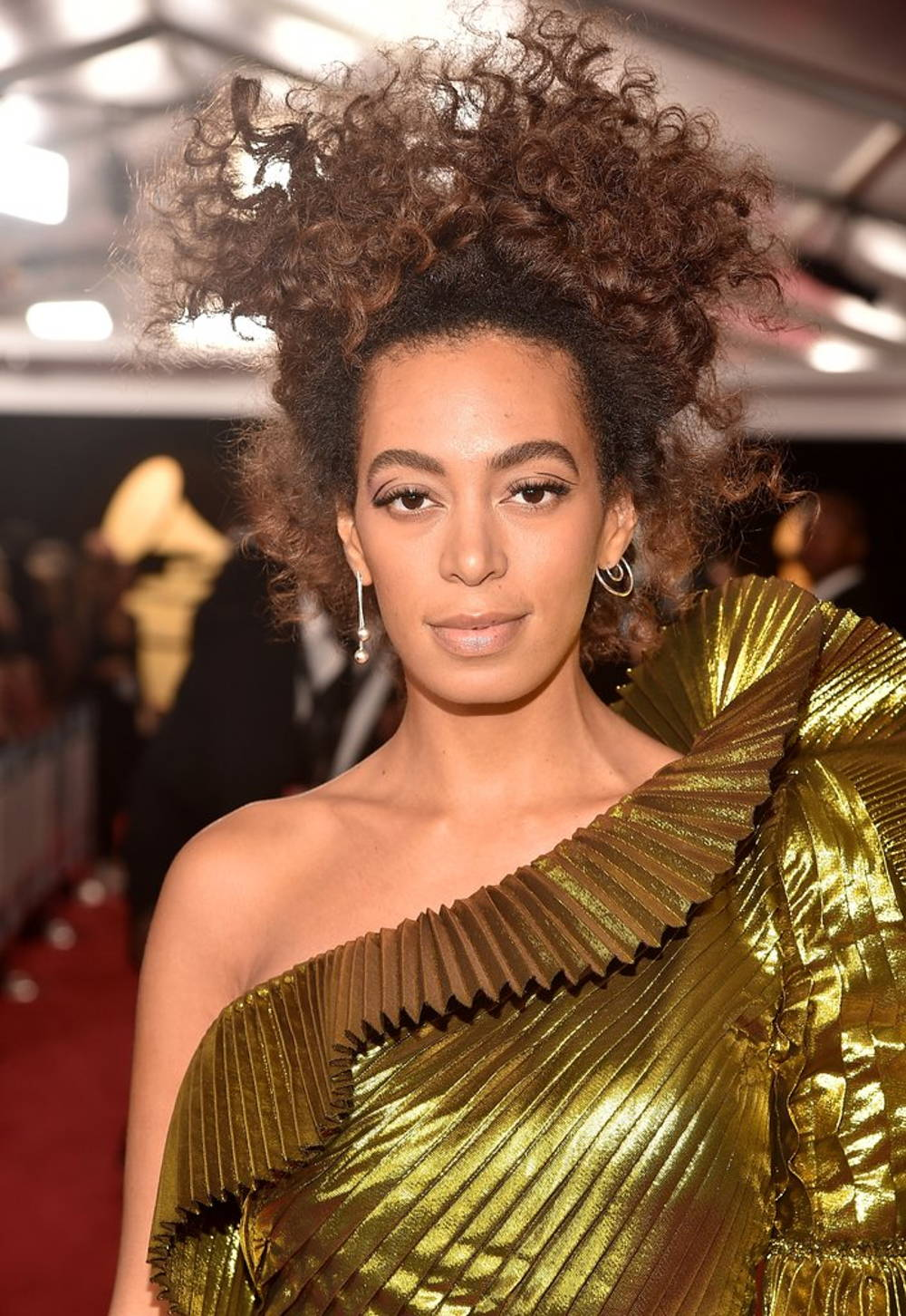 Solange Knowles grammy awards 2017