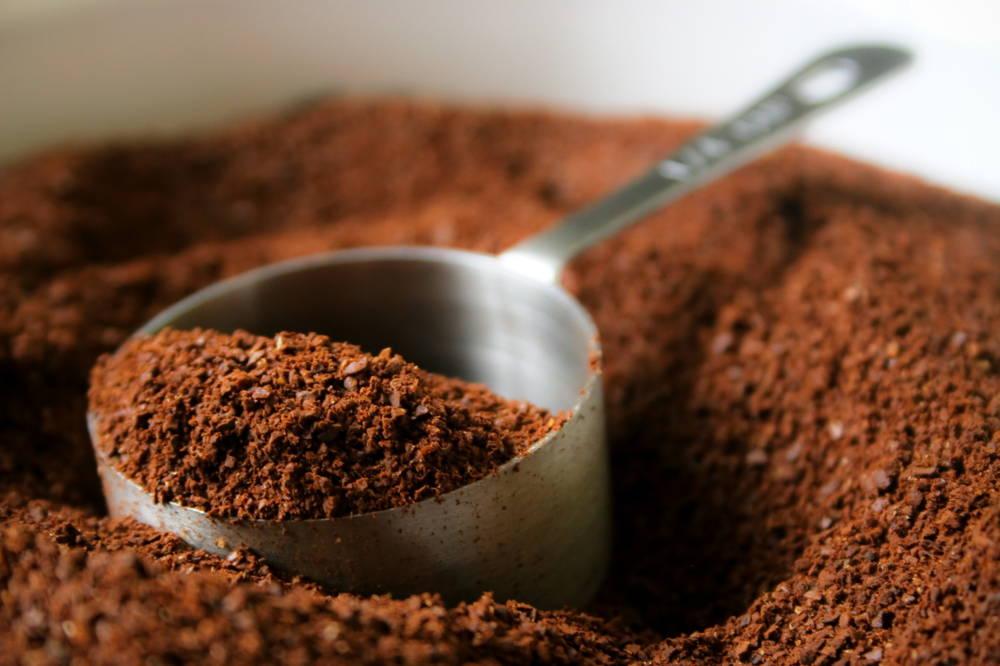 coffee gronds