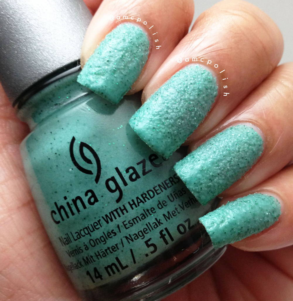 China glaze nail teal the tide turns