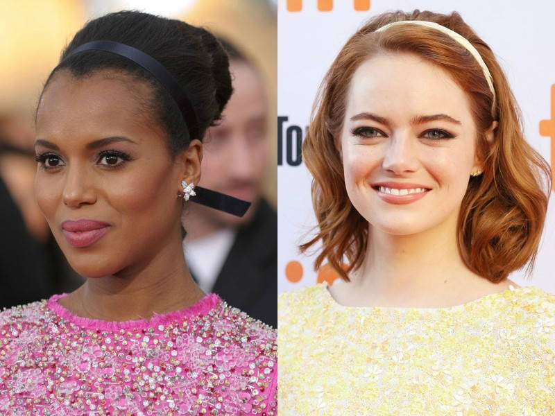 basic celebrity hair accessories