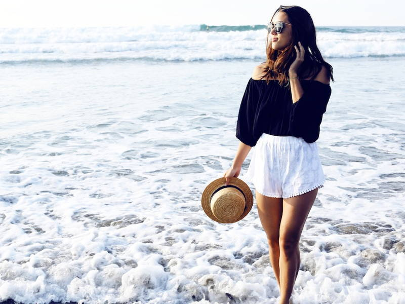kim jones beach