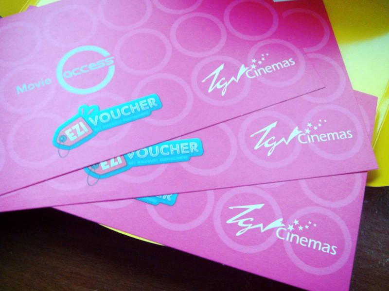 TGV Gift Vouchers