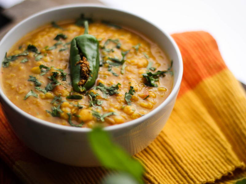 Dahl curry