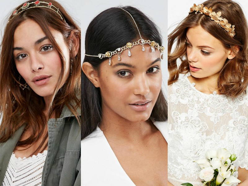 regal bridal hair accessories