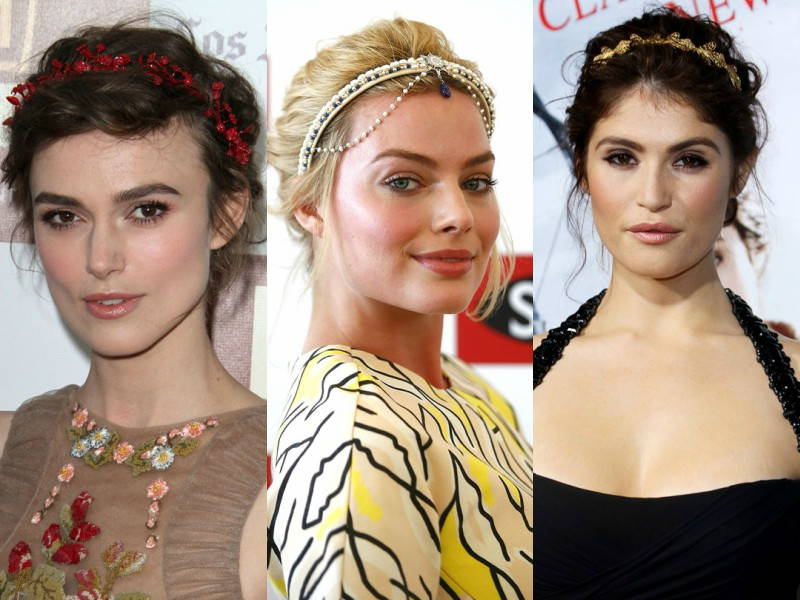 celebrity regal hair accessories