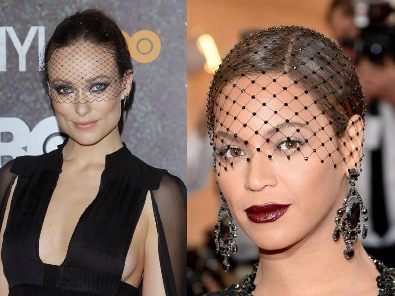 glamorous celebrity hair