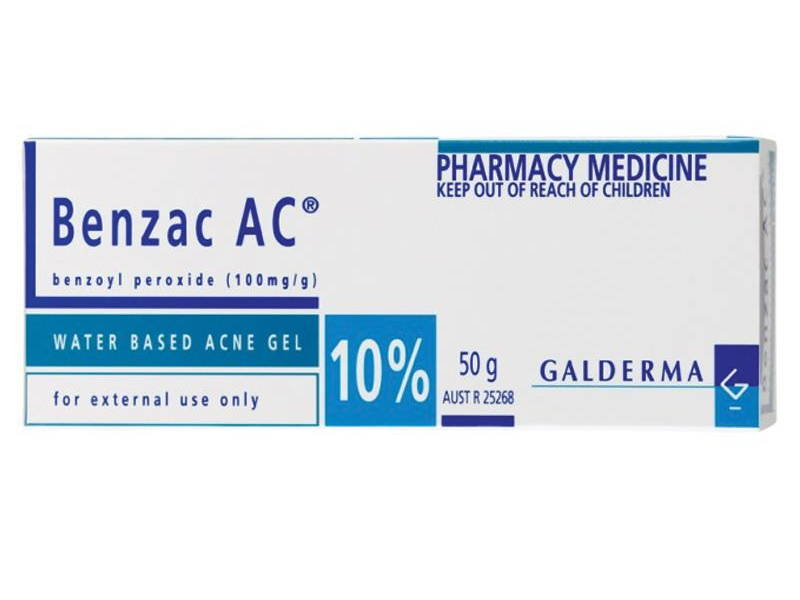 Benzac acne cream
