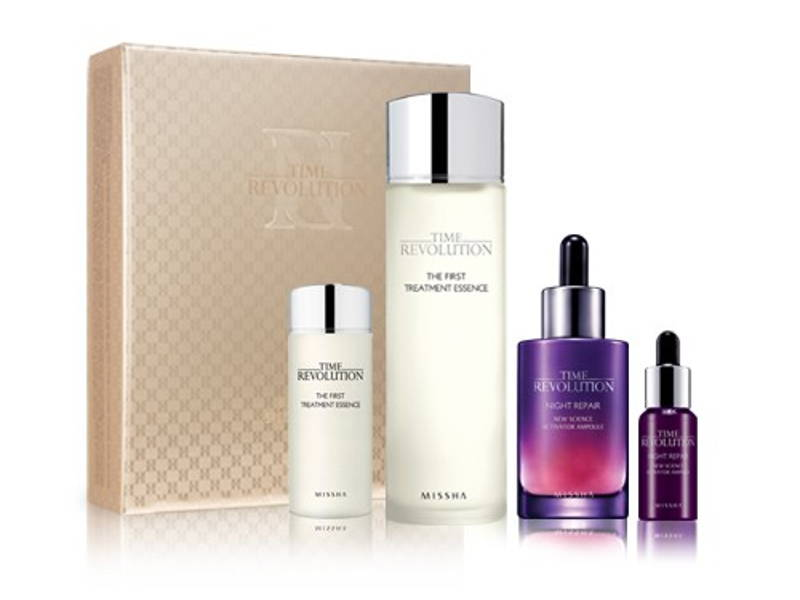 missha time revolution series
