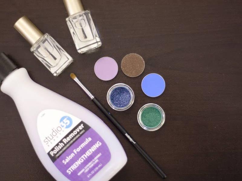 nail makeup product