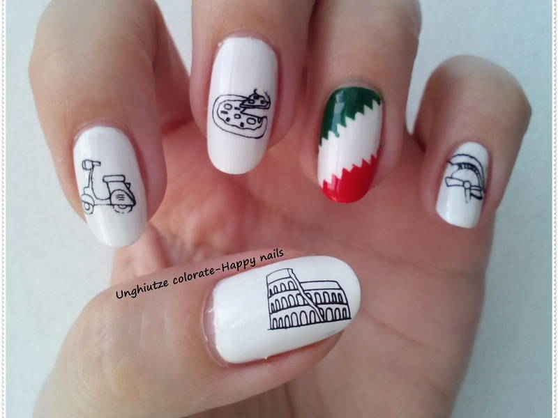 Italy manicure