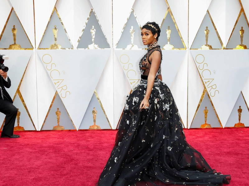 Designers Who Ruled the 2017 Oscars