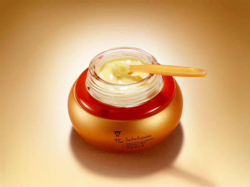 sulwhasoo ginseng face cream