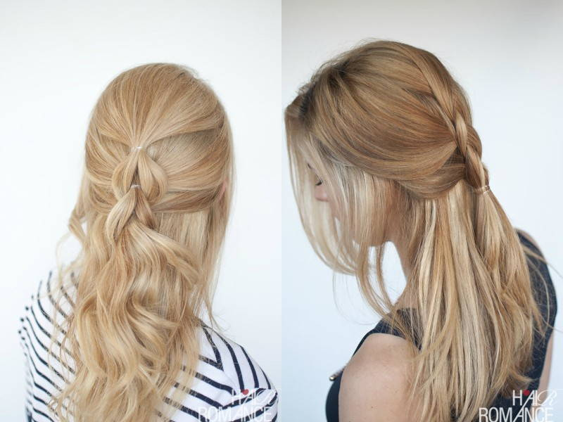 pull though braid